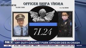 Off-duty Calumet Park police officer dies in Hazel Crest crash