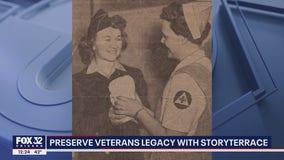 StoryTerrace preserves veterans' legacies and triumphs