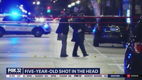 5-year-old boy in critical condition after being shot in the head