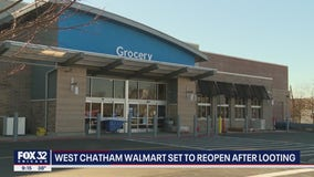 Months after looting, Walmart on South Side reopening for the holidays