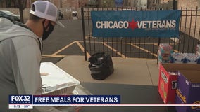 Chicago community gives back to veterans on their day