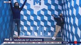 Museum of Illusions showcasing dozens of mind-bending exhibits