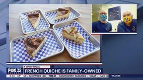 Lovin' Local: French Quiche in Lincoln Park