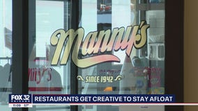 Local restaurants get creative to stay afloat amid pandemic
