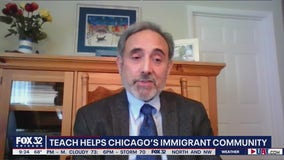 TEACH provides resources for Chicago's immigrant community hit hard by COVID-19