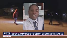 Dolton police: Video shows suspect aimed gun at officers before being shot