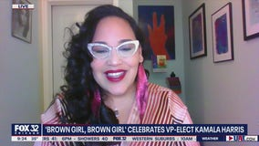 'Brown Girl, Brown Girl' poem celebrates triumphs of VP-elect Kamala Harris