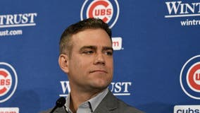 Theo Epstein steps down after 9 seasons leading Cubs