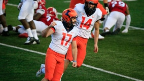 Illinois defeats Rutgers 23-20 with game-winning field goal