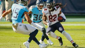Bears place punt returner Harris on injured reserve