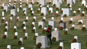 Trump reverses 'ridiculous' decision to cancel 'Wreaths Across America' at Arlington