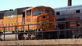 BNSF ending overnight trains in Aurora after complaints about train horns interrupting sleep