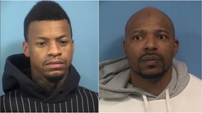 4 charged with Carol Stream shipping container burglary