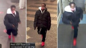 Police seeking man wanted for robbery on CTA train in Bronzeville