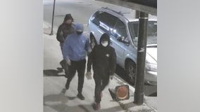 Police seeking individuals in connection with criminal damage to property in Brighton Park