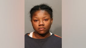 Woman charged in downtown Chicago looting from August