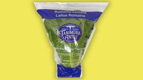 Romaine lettuce recalled again nationwide over E. coli concerns