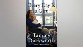 Memoir by Sen. Tammy Duckworth coming out March 30