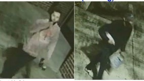 Two men wanted for vandalizing church and a Virgin Mary statue: police