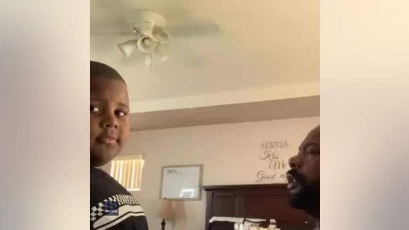 Incredible! California dad helps son with autism speak by memorizing movie scenes