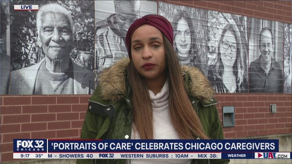 'Portraits of Care' celebrates Chicago's tireless caregivers