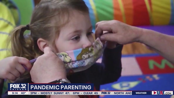 Parenting tips during a pandemic