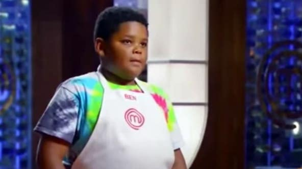 'MasterChef Junior' star and Gary-native Ben Watkins, dead at 14