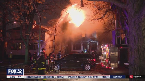 Elderly couple die in house fire in Old Irving Park neighborhood