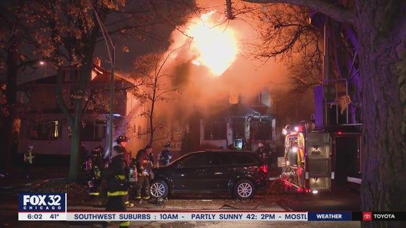 Elderly couple dies in house fire in Old Irving Park neighborhood