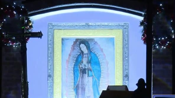 Shrine of Our Lady of Guadalupe cancels December pilgrimage because of COVID-19