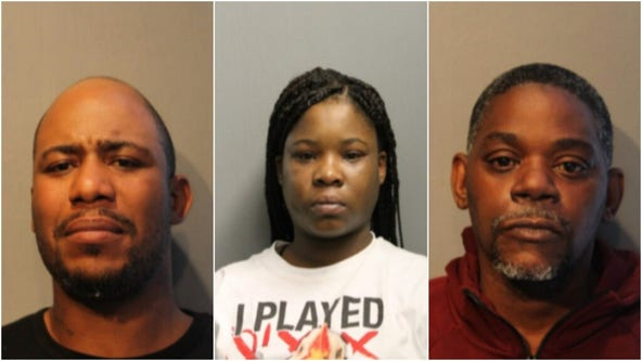 3 charged with torturing, beating schizophrenic man to death