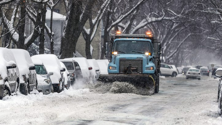Winter storm could bring up to 8 inches of snow to Chicago area