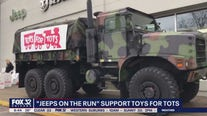'Jeeps on the Run' event to support Toys For Tots