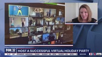 Tips for a hosting a successful virtual holiday party
