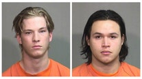 Two charged with breaking into cemetery, stealing utility vehicle in McHenry County