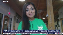 Elevate K-12 connecting teachers across the nation with classrooms in need of instruction