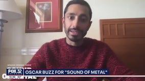 Riz Ahmed talks new film 'Sound of Metal'