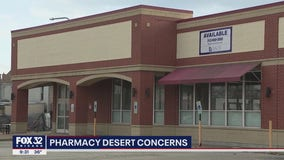 'Pharmacy desert' concerns arise on south, west sides of Chicago