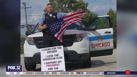 Controversy swirls around Chicago FOP president over social media posts