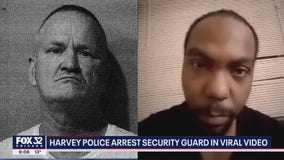 Harvey police arrest security guard accused of sucker punching handcuffed suspect