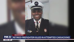 Car from deadly carjacking incident involving retired Chicago firefighter located, sources say