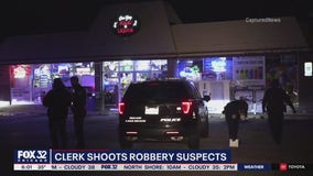 Convenience store clerk shoots boy, 16, woman in attempted robbery in Round Lake Beach