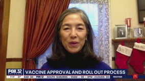 Vaccine rollout: What the days, weeks and months ahead look like