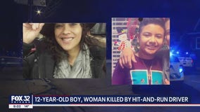 Woman, 12-year-old nephew killed by hit-and-run driver in Gage Park