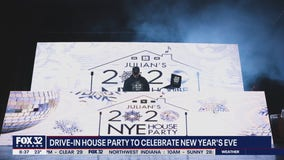 House Party at the Drive-In to celebrate the New Year in style