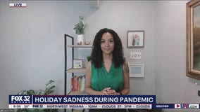 Handling sadness and grief during the holiday season