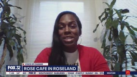 Voice of Change: Books, coffee and community at Rose Cafe