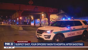 Man shot by cops in Rogers Park faces attempted murder charges