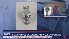 White Sox Charities hosting first virtual holiday garage sale