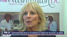 Northwestern reacts to former lecturer's op-ed on Dr. Jill Biden